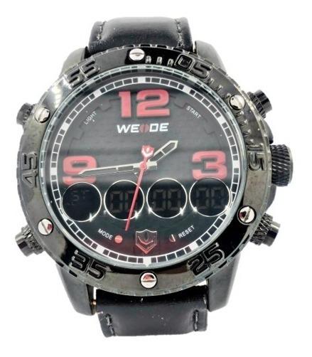 Relógio Weide - Movimento Japonês (original) 60% De Desconto