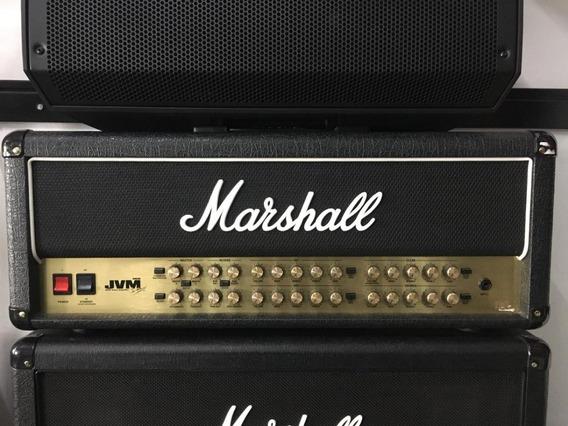 Cabezal Marshall Jvm 410h