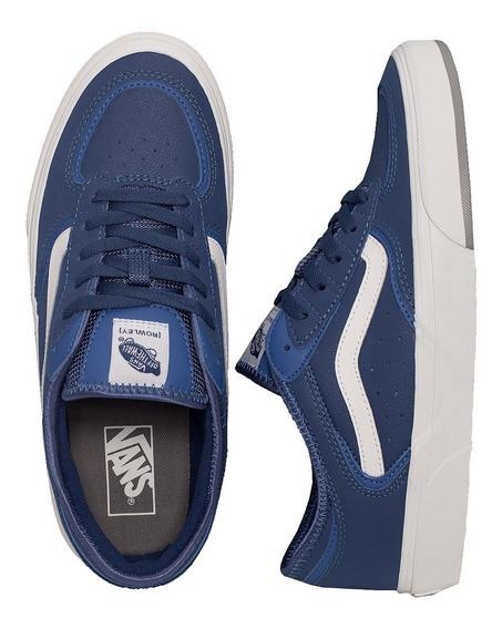 Tenis Vans Rowley Azul