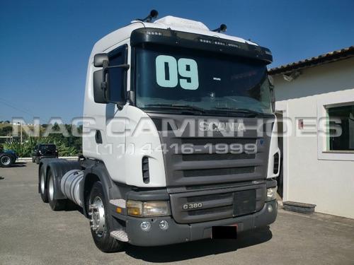 Imagem 1 de 15 de Scania G-380 6x2 2009