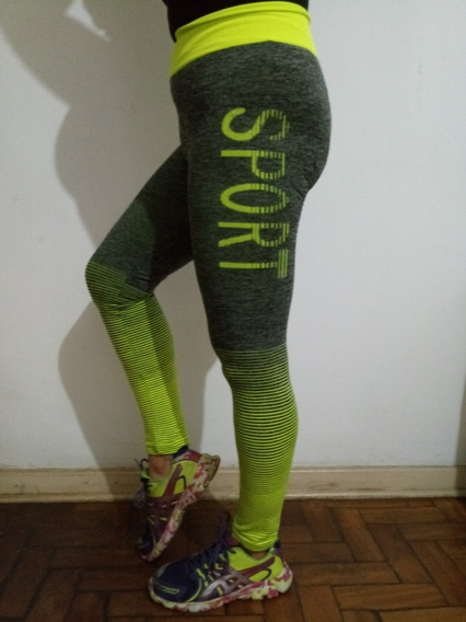 Calça Fitness Maravilhosa Importada Leging Tam M