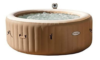 Spa Circular Portatil Intex Purespa Jacuzzi 4 Per Facil Mtto