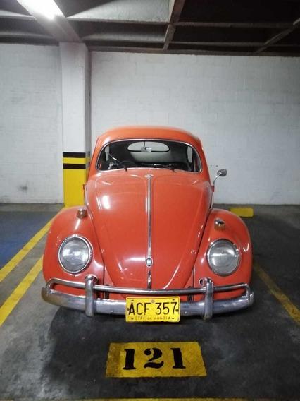 Volkswagen Escarabajo Escarabajo 54