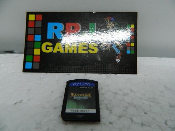 Rayman Legends Original Psvita Ps Vita - Loja Centro Rj - &&