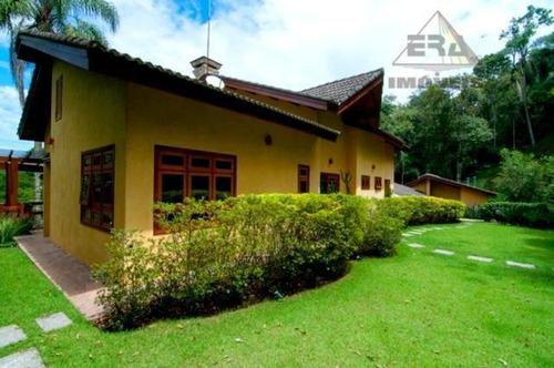 Imagem 1 de 30 de Casa Residencial À Venda, Condomínio Hills I E Ii, Arujá - Ca0004. - Ca0004