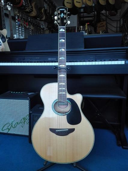 Guitarra Electroacustica Yamaha Apx 1000 Nt!!