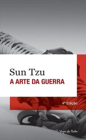 A Arte Da Guerra Livro Sun Tzu Frete 9 Reais