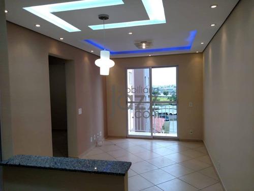 Apartamento Com 2 Dormitórios À Venda, 50 M² Por R$ 220.000 - Jardim Nova Hortolândia I - Hortolândia/sp - Ap5063