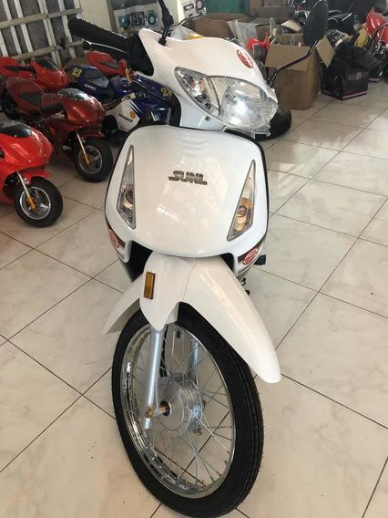 Motoneta Moto 110 Cc Sunl