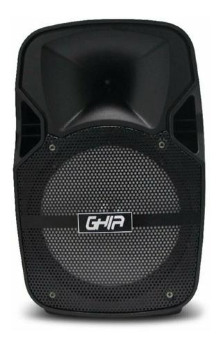 Bafle Amplificado Recargable Bocina 8  2800w