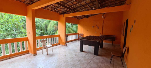 Casa Com 05 Dormitórios Em Itanhaém - Ca296