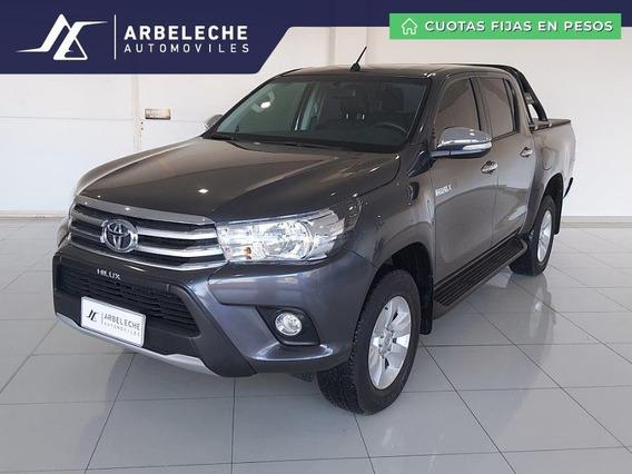 Toyota Hilux Srv 4x2 2.7 2017 Inmaculada! - Arbeleche