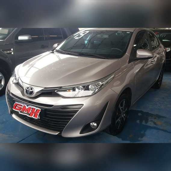 Toyota Yaris Xls Sedan Sds At 1.5 2019