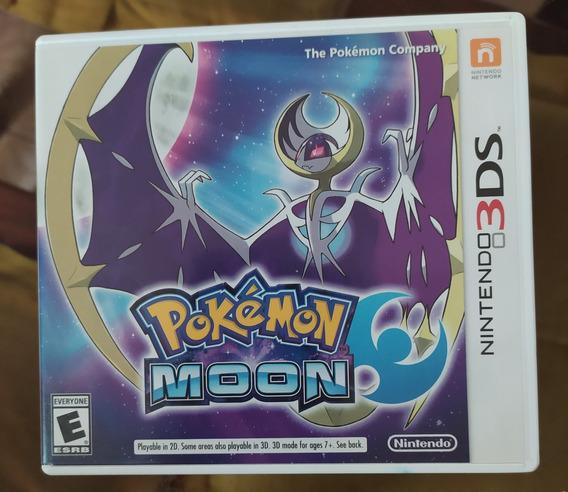 Pokémon Moon (3ds)