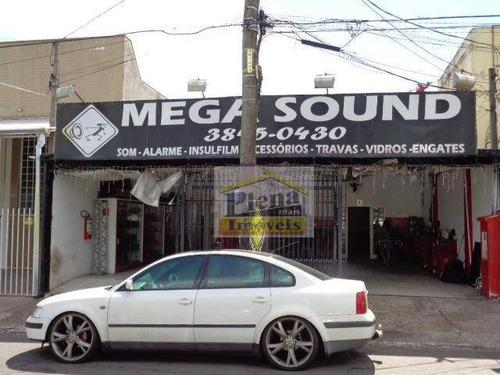 Salão  Comercial À Venda, Jardim Santa Rita De Cássia, Hortolândia. - Sl0038