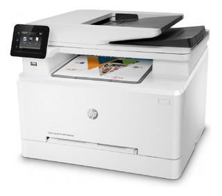 Impresora Laser Color Multifunción Hp M479fdw Escaner Fax Fotocopiadora Wifi Garantia Oficial Y Envio Gratis