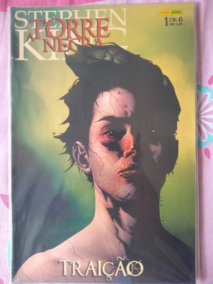 Stephen King A Torre Negra Traição 1 Ao 6 Completo