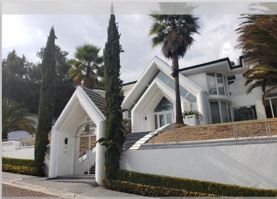 Renta De Casa En Atizapan De Zaragoza, 7 Recamaras, 8 Baños