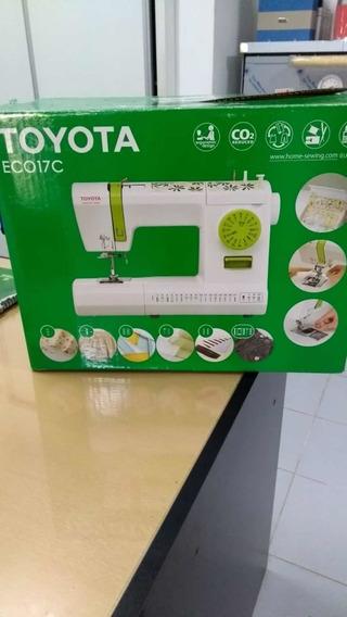 Vendo Máquina De Coser Toyota Eco17c Nueva