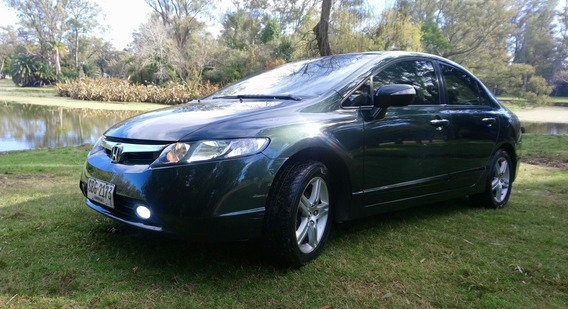 Honda Civic 1.8 Exs Mt 2008