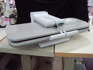 Plancha Blanca Press Industrial Sin Vapor - Arieta