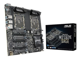Asus Ws C621e Sage Extreme Workstation Dual Lga 3647 Intel