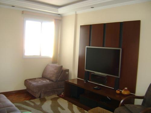 Campestre - 3 Dorm, 3 Vagas, Lazer Total - 53341