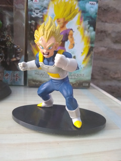 Figuara Dragon Ball Z Vegeta Banpresto Loose Supe Kai
