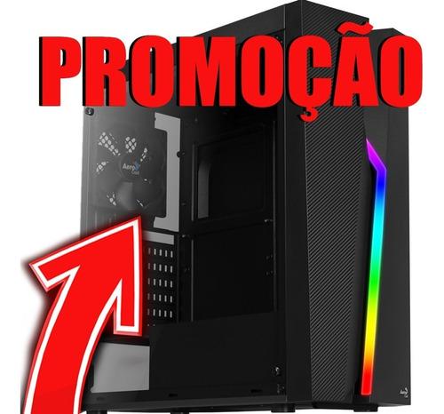 Pc Gamer I5 9400f Gtx 1050ti Ssd 240gb + Hd 1tb 16gb Ddr4