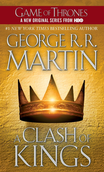 Song Of Ice And Fire,a 2: A Clash Of Kings - Bantam Kel Edic