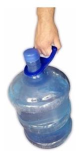 Mango Cargador De Botellones Plastico Color Azul Rey