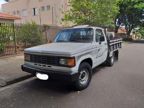 D-20 S 4.0 Diesel Cs (cabine Simples) - 1989