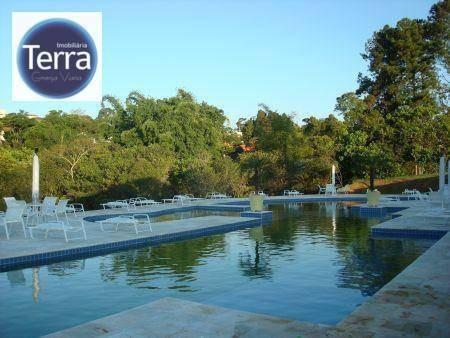 Terreno Residencial À Venda, Palm Hills, Granja Viana. - Te0338