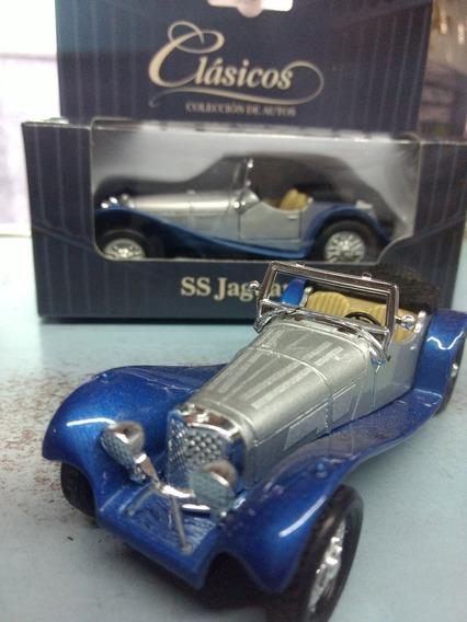 Autos Clásicos Clarín Ss Jaguar 100