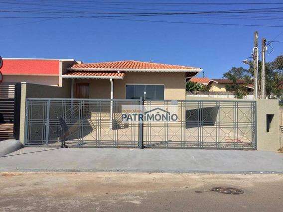 Casa Com 2 Dormitórios À Venda, 190 M² Por R$ 550.000 - Jardim Brogotá - Atibaia/sp - Ca0549