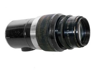 Leitz Elmar 135mm 1 4:5 Black-nickel M39 Leica Germany