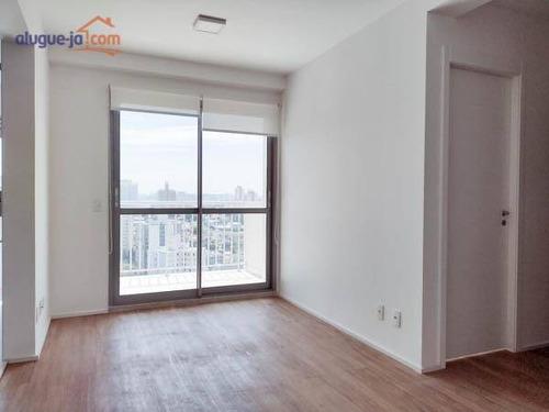 Imagem 1 de 16 de Apartamento Com 2 Dormitórios Para Alugar, 49 M² Por R$ 2.500,00/mês - Vila Santa Catarina - São Paulo/sp - Ap12821