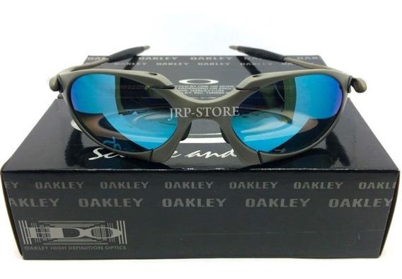 Oculos Oakley Romeo 1 X Metal Lentes Ice Thug Polarizadas