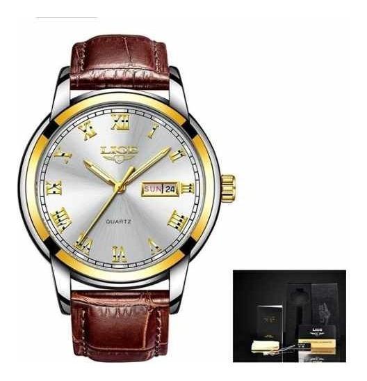 Relógio Masculino De Luxo Promoção Especial Dias Dos Pais
