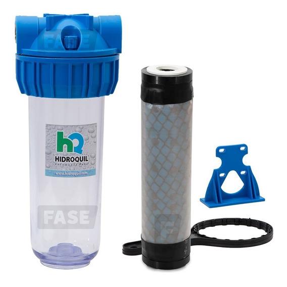 Filtro Agua Acero Inoxidable 100 Mcrones Hidroquil Anti Suciedad Vida Útil Ilimitada Rosca 1