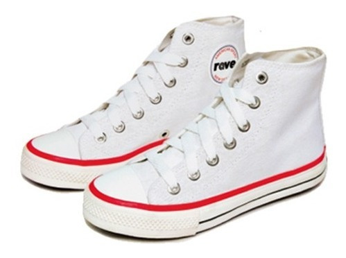 Zapatillas Calzados Rave Blancas