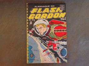 Almanaque Flash Gordon Rge 1964 Original Frete Grátis