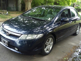 Honda Civic 1.8 Exs At 2008