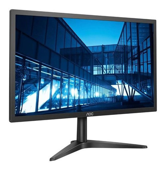 Monitor Led 21.5 Polegadas Aoc Widescreen Full Hd 22b1h