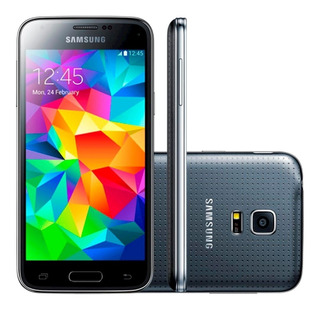 Samsung Galaxy S5 Mini Duos G800 16gb Dual Chip - Vitrine