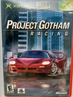 Xbox Project Gotham Racing/en Español.