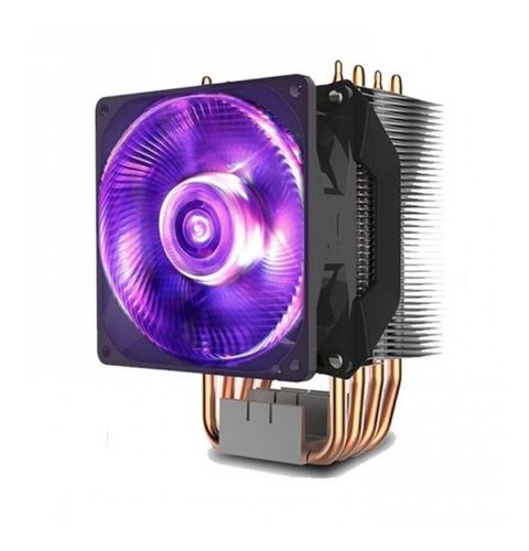 Cooler Master Cpu Hyper H410r Rgb Intel Amd Refrigeracion