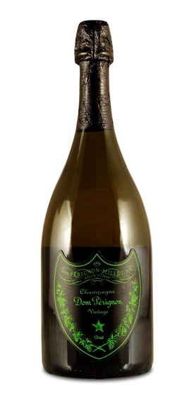Champagne Dom Perignon Luminous De 750 Ml
