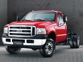 Ford F-4000 4x4 #17