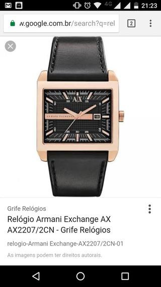 Relógio Armani Exchange Ax2207